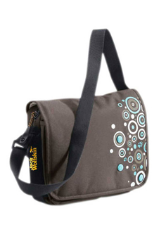 Picture of Jack Wolfskin Circle Print Shoulder Bag