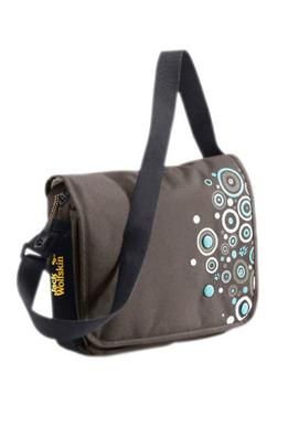 Picture of Jack Wolfskin Circle Print Shoulder Bag
