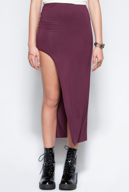 Picture of Skark Bite Maxi Skirt