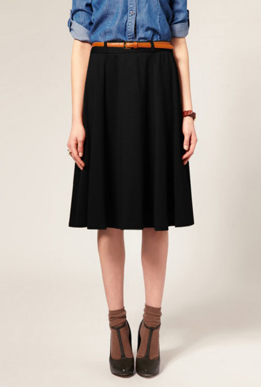 Picture of Midi Pondi Skirt