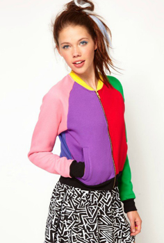 Picture of Vintage Lovely Color Jacket
