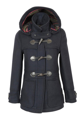Picture of Barbour Wool Buttermere Duffle Coat