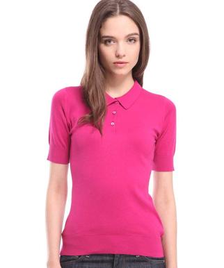 Picture of Short Sleeve Women's Sport Shirt