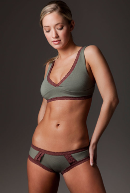Picture of Women's Soy Bikini Briefs