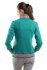 Picture of Green Women's Zip-Sweatshirt