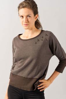 Picture of Purple Women's Sport Shirt - Variant 2